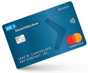 SVB Innovators Business Credit Card for Growing Companies