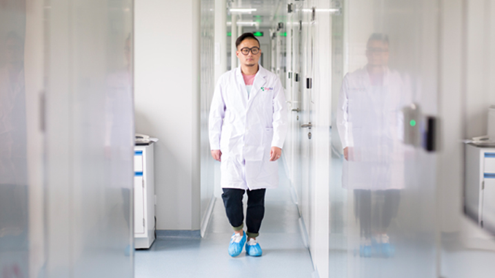 SVB s startup financing and credit loans help clients like OrigiMed thrive in China s burgeoning biotech and medical research industry.