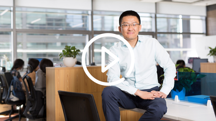 Zhang Wang talks about SenseTime and the startup's focus on AI in China. SenseTime partnered with SSVB for global capital and financing support.