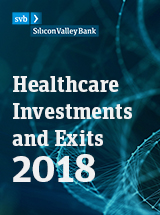 Healthcare Investments and Exits 2018