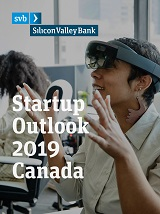 Startup Outlook   Canada
