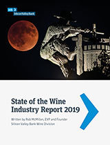 State of the Wine Industry Report 2019 Cover Image