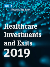 Healthcare Investments and Exits 2019 Cover Image