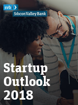 Startup Outlook 2018 Report Cover