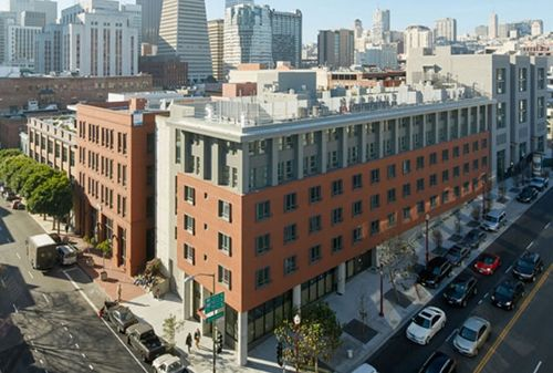 Broadway Sansome Family Apartments