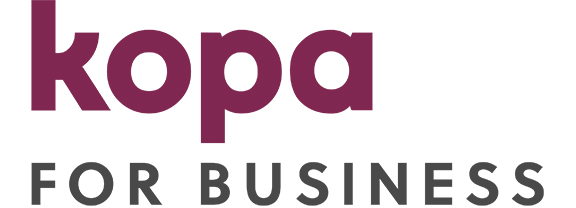 Kopa for Business Logo